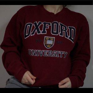 Sweaters - Oxford University Sweater